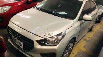 Silver Hyundai Reina 2019 for sale in Quezon City