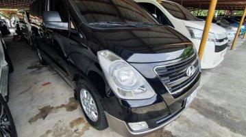 Sell Black 2016 Hyundai Grand Starex in Pasig