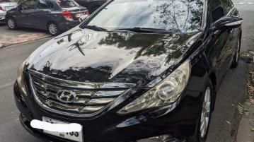 Sell Black 2011 Hyundai Sonata in Pasig