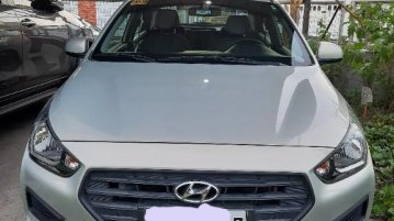 Sell Silver 2019 Hyundai Accent in Las Piñas