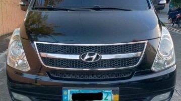 Selling Black Hyundai Starex 2013 in Manila