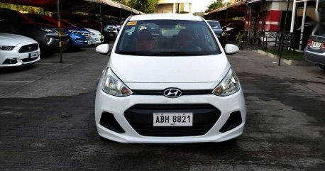 Selling White Hyundai Grand i10 2015 Automatic Gasoline at 22350 km in Cainta
