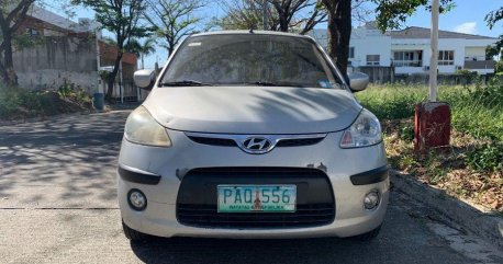 Selling 2nd Hand Hyundai I10 2010 in Manila