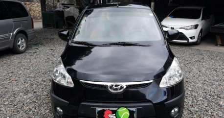Hyundai I10 2010 at 40000 km for sale in Baliuag
