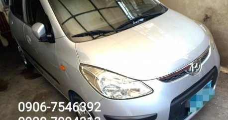 Hyundai i10 2010 Automatic Gasoline for sale in Quezon City