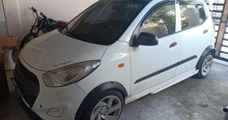2nd Hand Hyundai I10 2012 Manual Gasoline for sale in Biñan