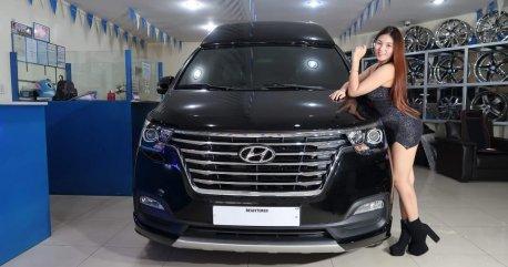 2020 Hyundai Starex for sale in Quezon City