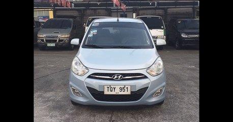 Selling Hyundai I10 2012 Hatchback Automatic Gasoline