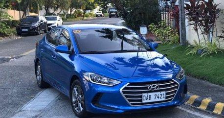Hyundai Elantra 2017 for sale in Manila