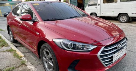 Hyundai Elantra 2017 for sale in Manila