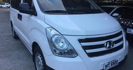 Sell 2018 Hyundai Grand Starex in Pasig