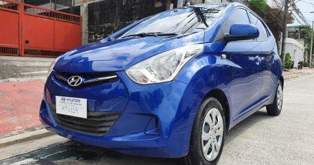 Hyundai Eon 2017 for sale in Quezon City