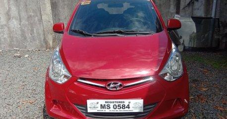 Sell 2017 Hyundai Eon in Quezon City