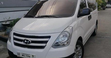 Selling Hyundai Grand Starex 2018 in Manila