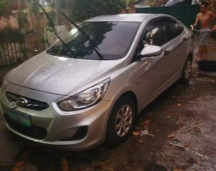 Sell Silver 2011 Hyundai Accent Manual Gasoline