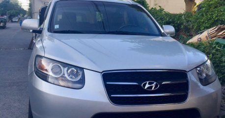 Sell Silver 2009 Hyundai Santa Fe in Quezon
