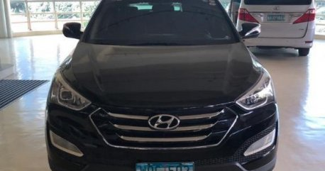 Sell 2013 Hyundai Santa Fe in Balete