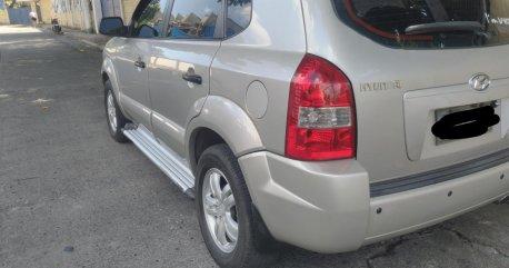 Sell Silver 2007 Hyundai Tucson in Manila