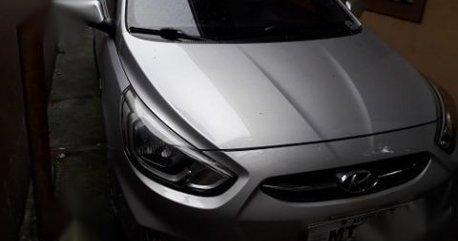 Sell Silver Hyundai Accent in Manila