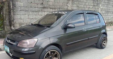 Selling Black Hyundai Getz 2005 in Valenzuela