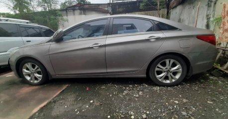 Selling Silver Hyundai Sonata 2007 in Manila