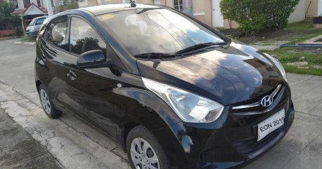 Sell Black 2019 Hyundai Eon in Bacoor