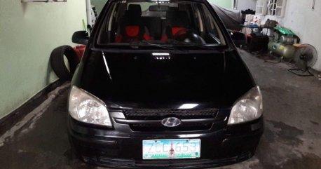 Hyundai Getz 1.4 1.4 3-Dr (M) 2008
