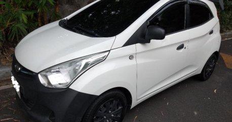 Selling White Hyundai Eon 2014 in San Juan