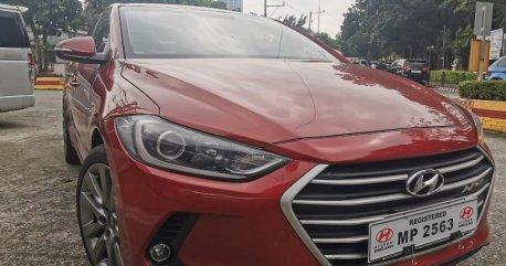 Hyundai Elantra 1.6 GL (A) 2019