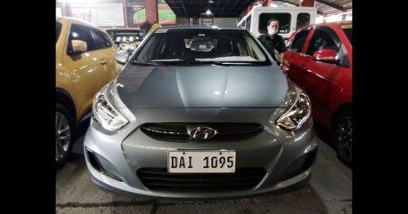 Selling Hyundai Accent 2018 Sedan in Quezon City