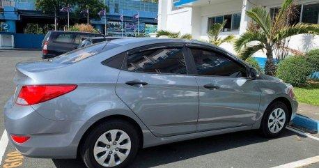 Selling Silver Hyundai Accent 2019 in San Pedro