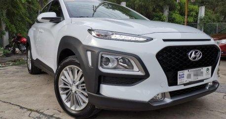 Selling White Hyundai KONA 2020 in Manila