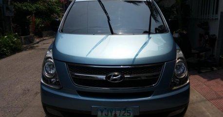 Selling Blue Hyundai Starex 2011 in Taguig