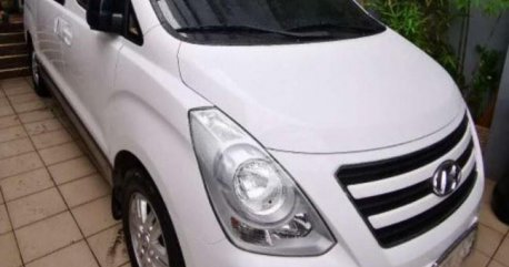 White Hyundai Grand Starex 2018 for sale in Malabon
