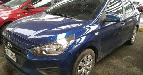 Blue Hyundai Reina 2019 for sale in Quezon City